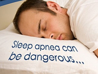 Sleep apnea Gap-fill task