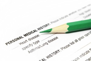 Personal Medical History