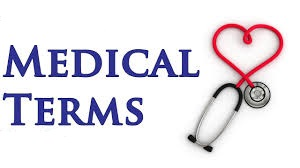 Medical words overview