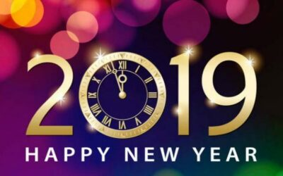 medicalenglish.biz wishes a Happy New Year 2019!!!